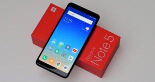 Recenze Xiaomi Redmi Note 5: našlápnuto správným směrem