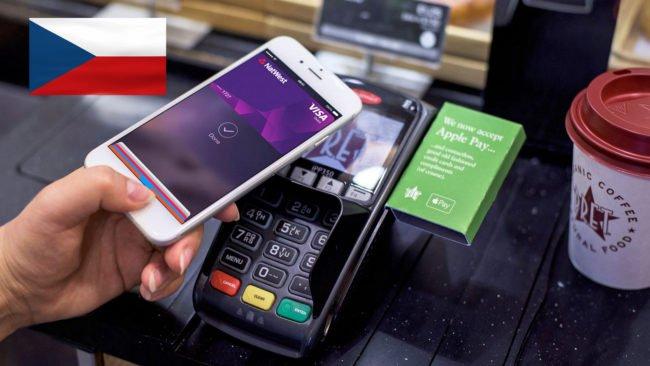 Apple Pay spuštění v ČR