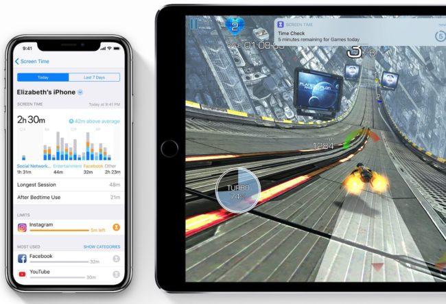 Rodičové budou mít s iOS 12 mnohem lepší přehled (a kontrolu) nad využíváním iPhonů svých ratolestí