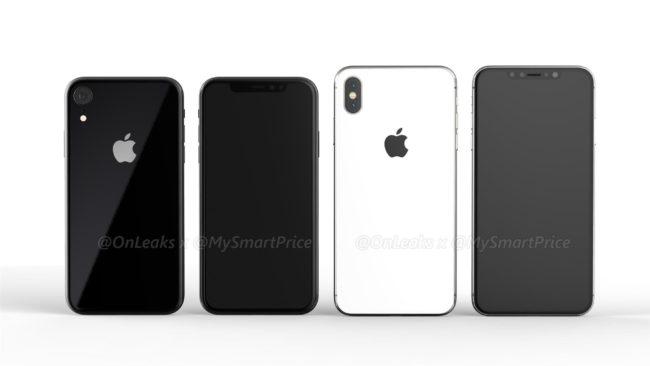 """Srovnání: 6,1"""" iPhone (2018) vs. 6,5"""" iPhone (2018)"""