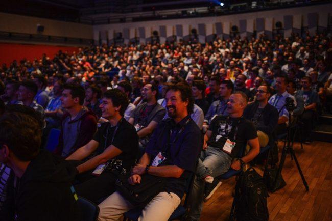 Zájem o letošní ročník konference mDevCamp byl obrovský