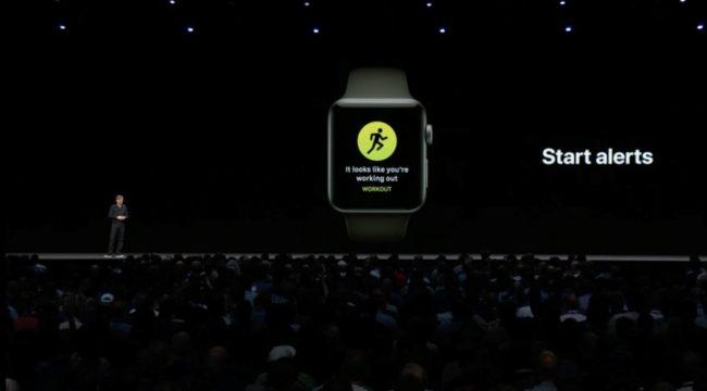 Apple Watch s watchOS 5 automaticky rozpoznají aktivitu a nabídnou vám její měření