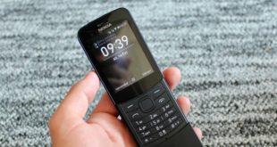 Recenze Nokia 8110 (2018): legendární banán je zpět