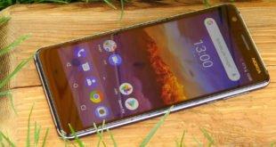 Recenze Nokia 3.1: společník pro nenáročné