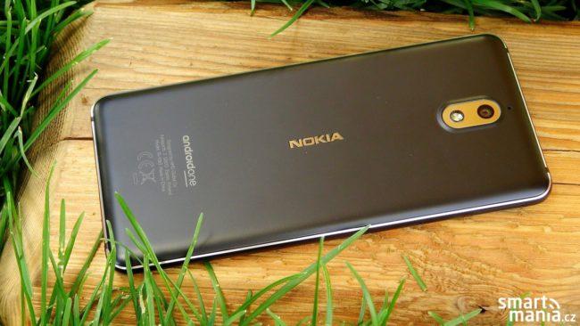 Nokia 3.1 recenze