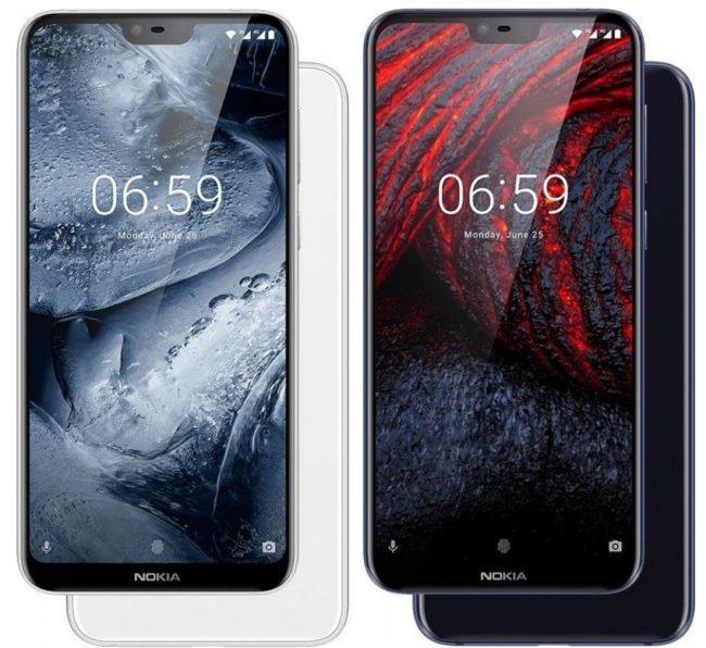 Nokia 6.1 Plus je přejmenovaná Nokia X6