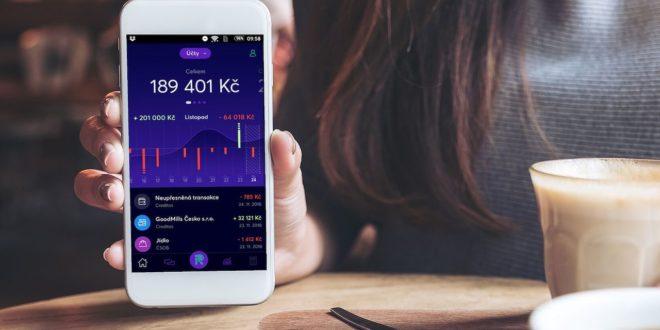 Richee je první česká multibankovní aplikace pro chytré telefony