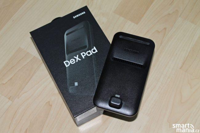 Samsung DeX Pad recenze