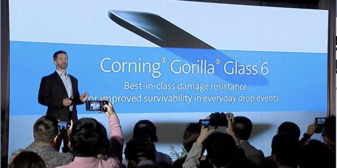 Gorilla Glass 6 oficiálně: budou konečně skleněné smartphone nezničitelné?
