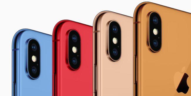 """6,1"""" iPhone s LCD displejem se zřejmě letos dočká celé řady pestrých barevných variant"""