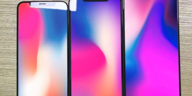Takhle budou vypadat letošní iPhony: výřez a širší okraje