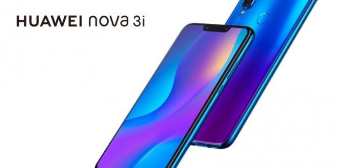 Střední třída od Huawei má nový motor. Nova 3i je prvním smartphonem sKirinem 710