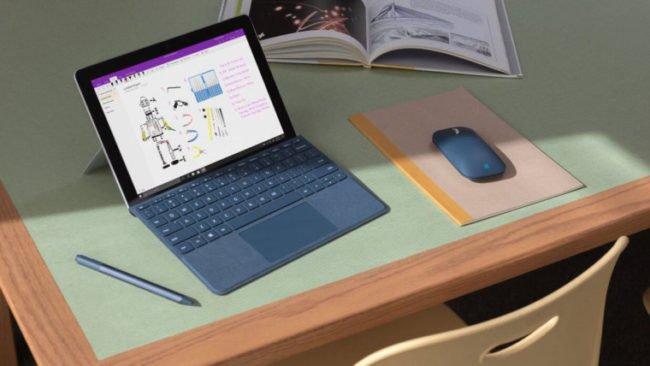 Microsoft Surface Go se dočkal oficiální klávesnice s českými znaky