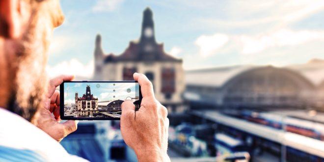 Samsung Galaxy Note 9 dostává svoji první aktualizaci. Přináší dvojnásobná super slow-mo videa