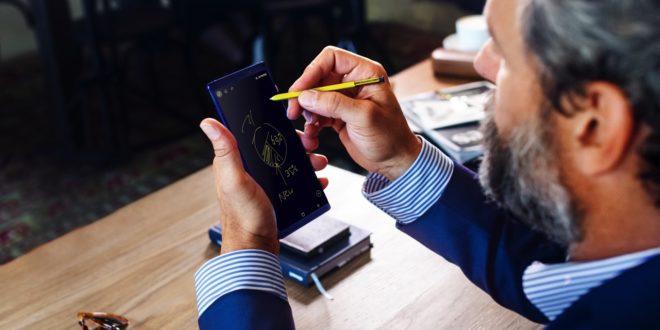 Galaxy Note 9 má podle DisplayMate nejlepší obrazovku, která kdy byla vyrobena