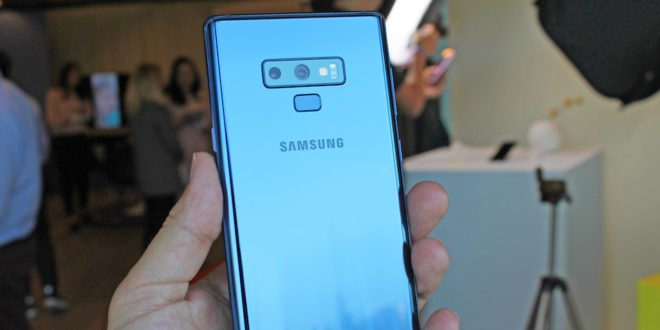Samsung Galaxy Note 9: videorecenze