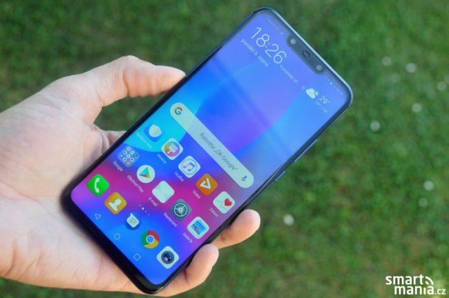 Huawei Nova 3 recenze