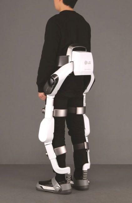 LG CLOi SuitBot2
