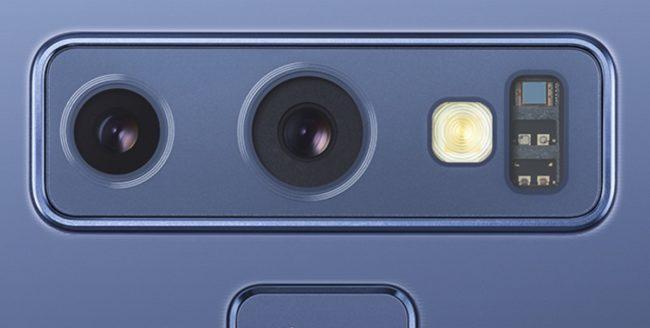 Samsung Galaxy Note9 opět láká na špičkový duální fotoaparát