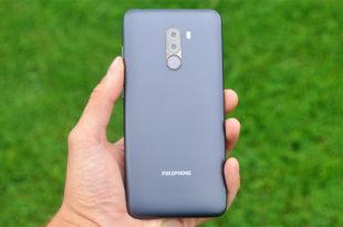 Xiaomi Pocophone F1 recenze