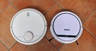 Xiaomi Mi Robot Vacuum vs. TESLA RoboStar T30: srovnávací test robotických vysavačů