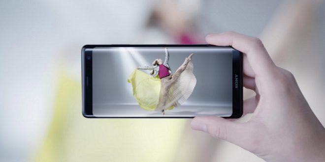 Sony Xperia XZ3 se u nás začne prodávat 5. října