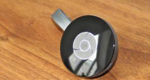 Recenze Google Chromecast 2: proměňte svou televizi v chytrou