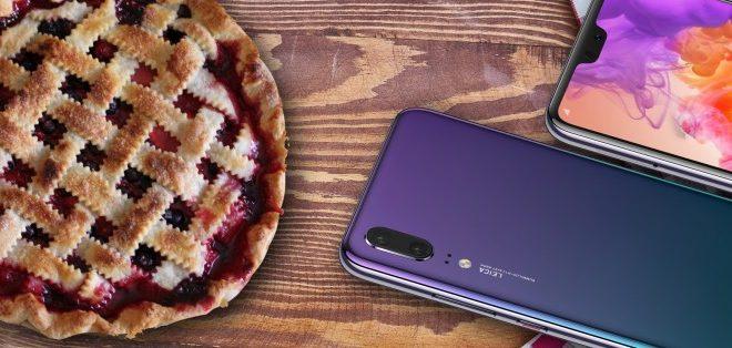Huawei přiveze na IFA svoji podobu koláče. První telefony dostanou EMUI 9.0 už v září