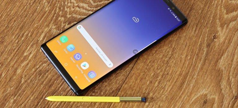 Samsung Galaxy Note 9 recenze