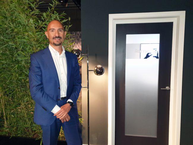 Carlo Carollo, viceprezident mobilní divize Samsungu