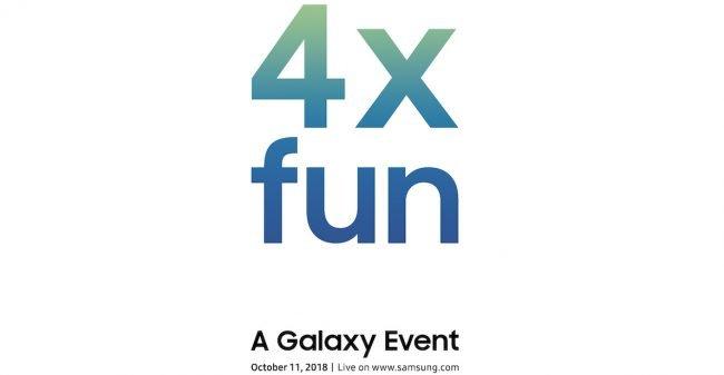 Samsung 4x fun