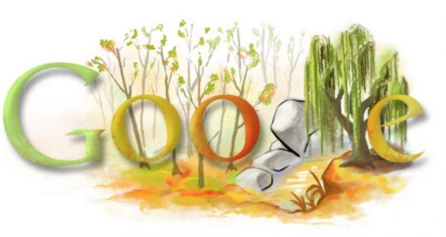 První český Google Doodle
