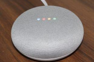 Google Home Mini recenze