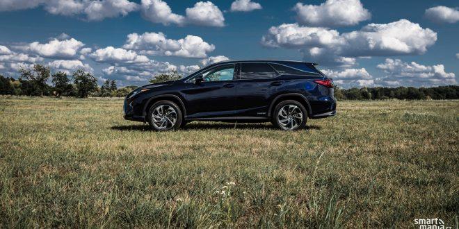 Test Lexus RX L: na vlně komfortu