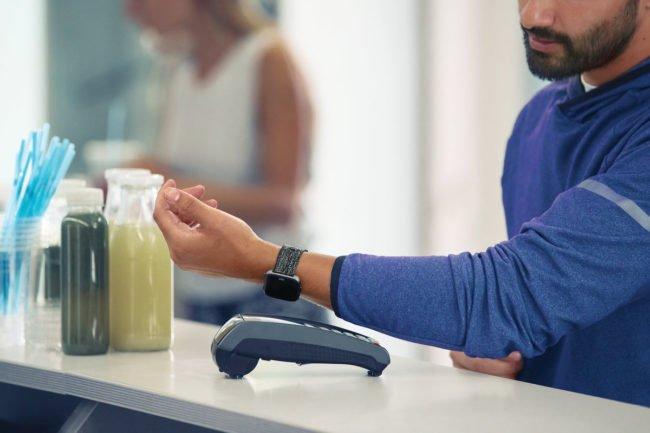 Uživatelé hodinek značek Garmin a Fitbit s podporou technologií Garmin Pay  a Fitbit Pay si nyní mohou na svá zařízení nahrát platební kartu Visa  vydanou ... e07bbc662a