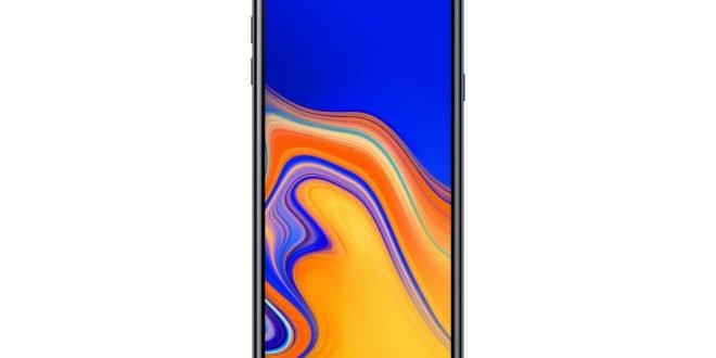 Samsung Galaxy J4+ a J6+: velké displeje a čtečka otisků na boku
