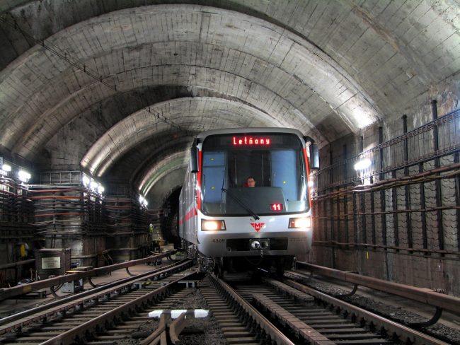 Praha metro