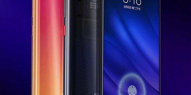 Xiaomi Mi 8 Pro: nový vlajkový model se čtečkou otisků v displeji