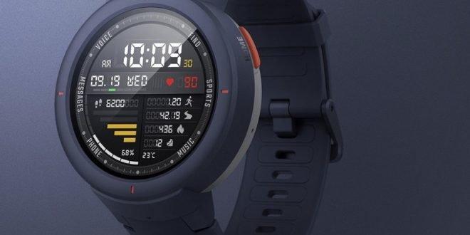 Amazfit Verge: nové hodinky od Xiaomi lákají na kruhový displej, GPS a nízkou cenu
