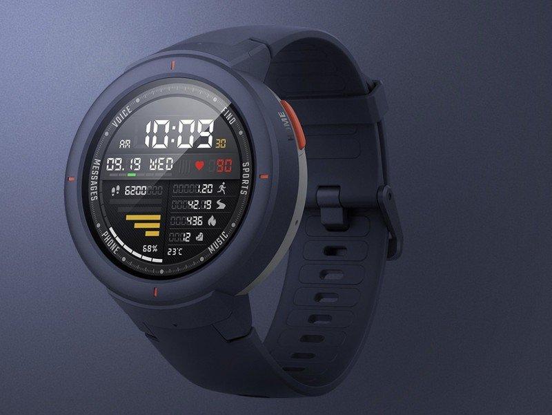 Amazfit Verge  nové hodinky od Xiaomi lákají na kruhový displej 700cb58aff