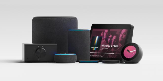 Hardwarové novinky od Amazonu: Alexa všude, kam se podíváš