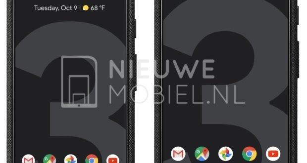 Google Pixel 3 dorazí ve čtyřech barvách, máme oficiální tiskové snímky