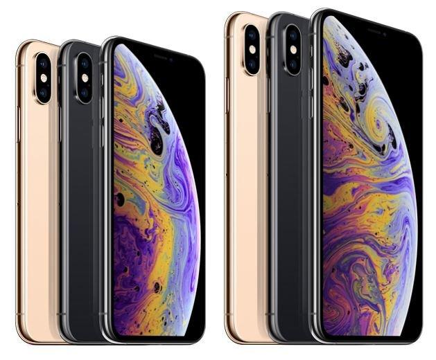 iPhone Xs a iPhone Xs Max