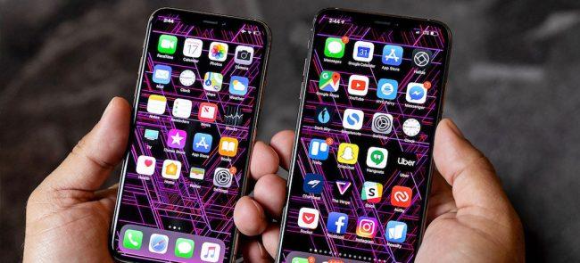iPhone Xs a iPhone Xs Max zahraniční recenze