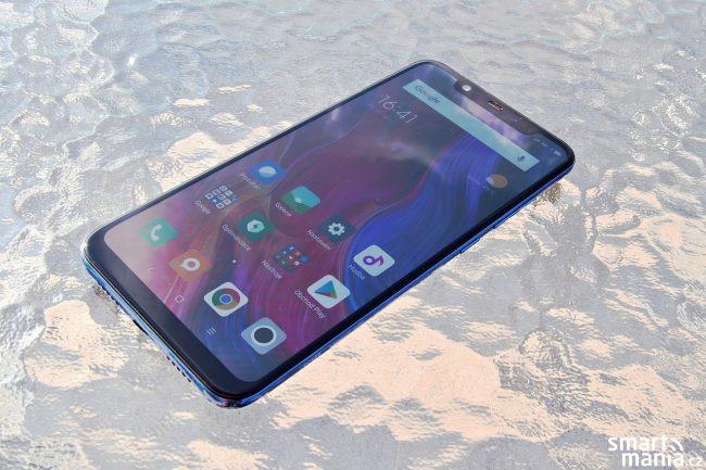 Xiaomi Mi 8 recenze