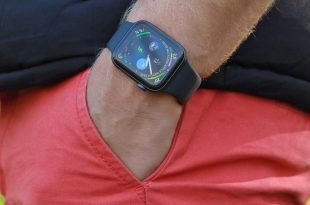 Apple Watch Series 4 recenze