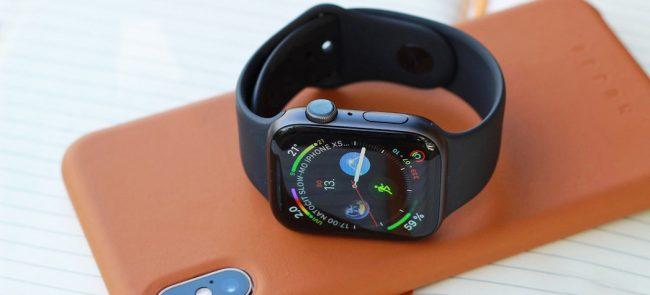 Apple Watch Series 4 videorecenze