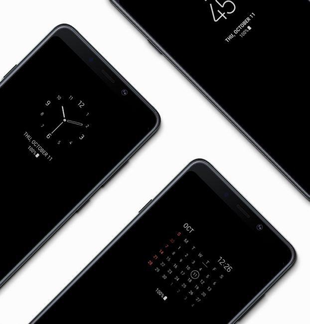 Samsung Galaxy A9 nabídne funkci Always On