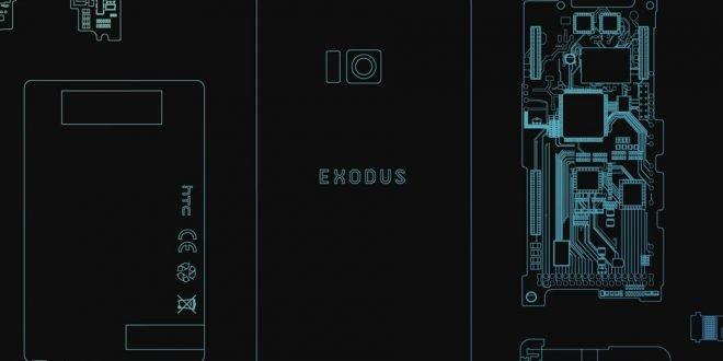 HTC Exodus 1 oficiálně: první blockchain smartphone, který si koupíte za Bitcoiny