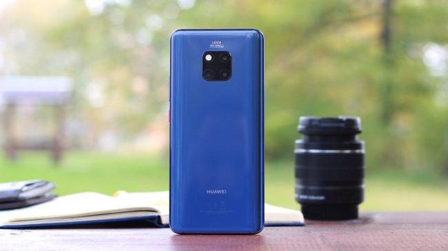 Huawei Mate 20 Pro recenze